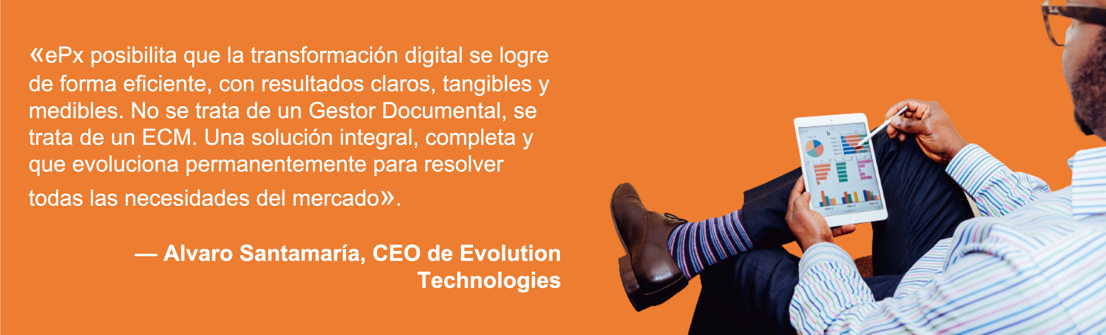 ECM ePx - Evolution - Gestión Documental